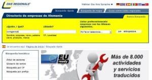www.dasregionale.ag auf Spanisch